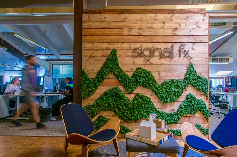 A Look Inside SignalFX's New San Mateo Headquarters