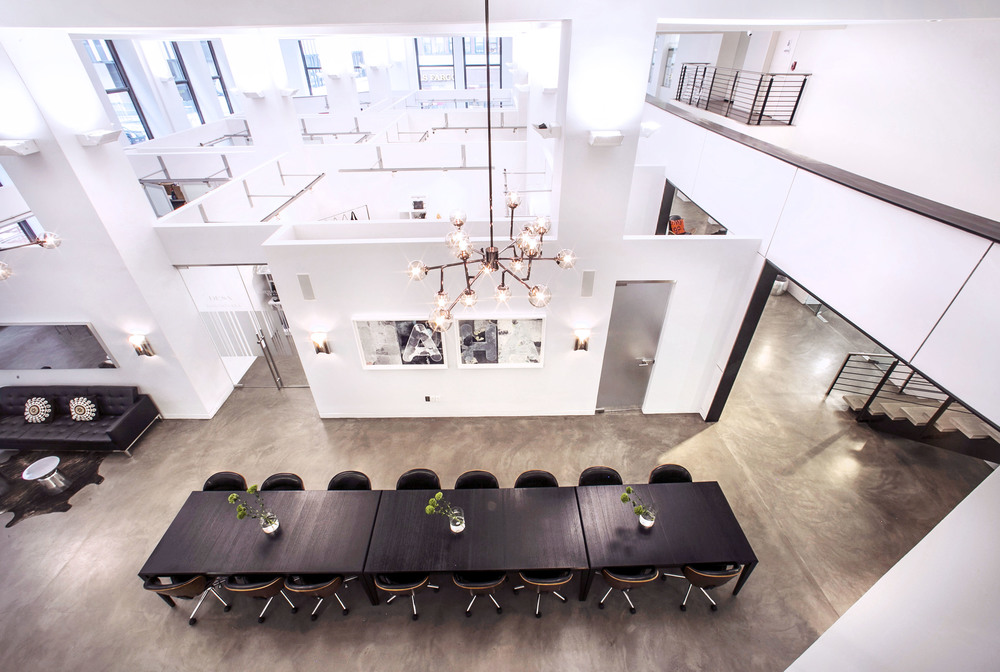 A Tour of Space 530's NYC Coworking Space