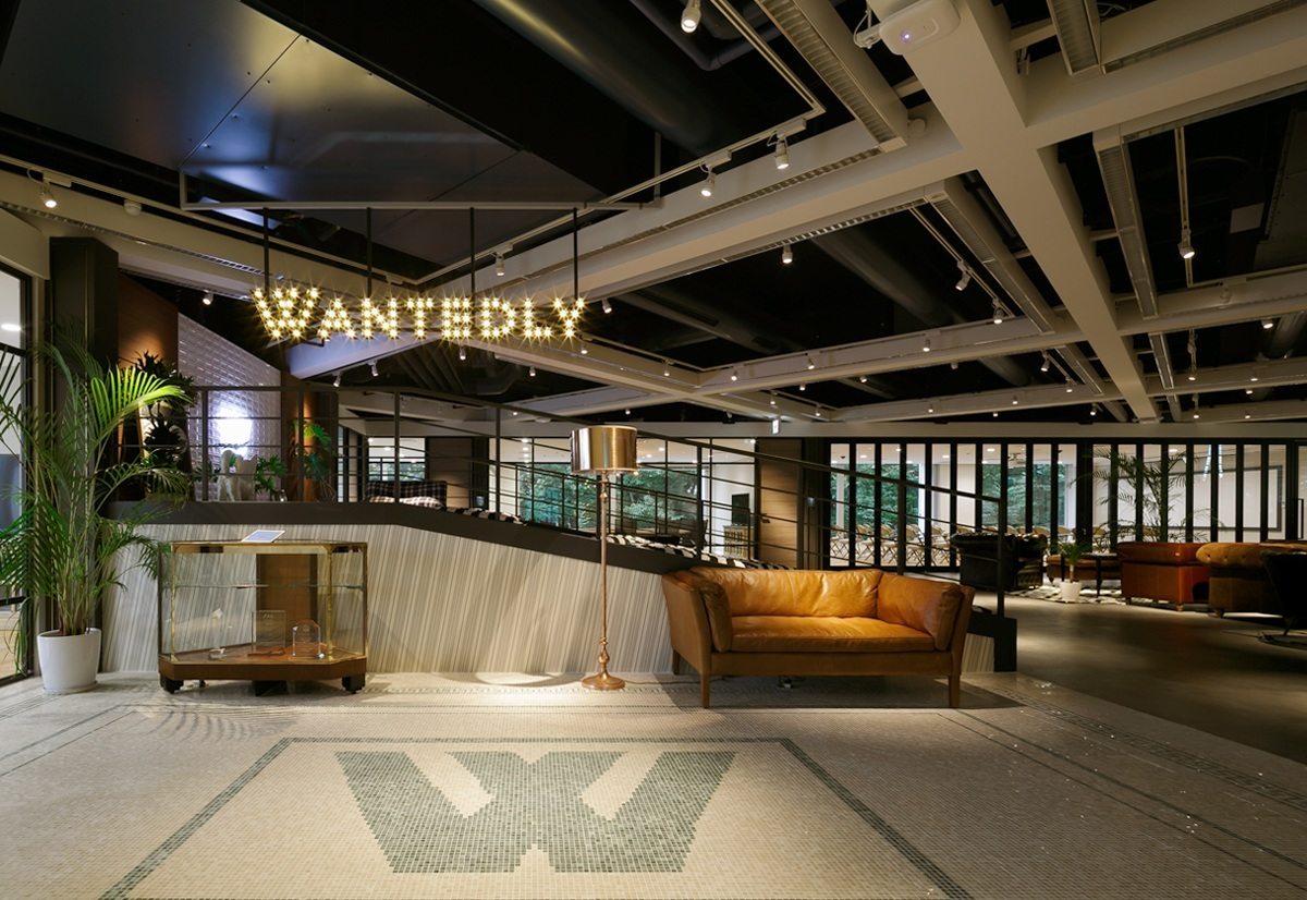 A Tour of Wantedly's New Beautiful Headquarters