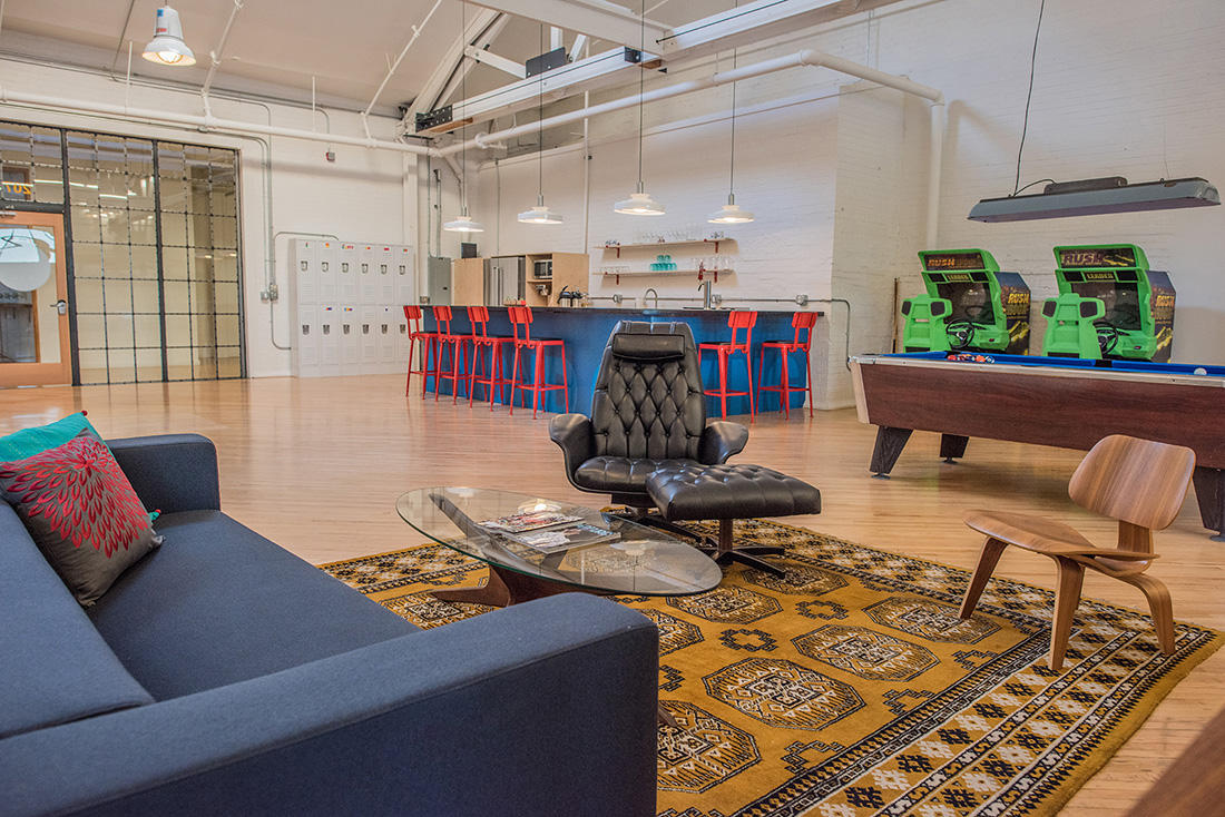A Tour of ImpactFlow's New Super Cool Portland Office