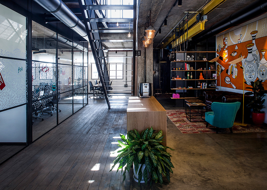 A Tour of Apester & Co.Cycles' Super Cool Offices