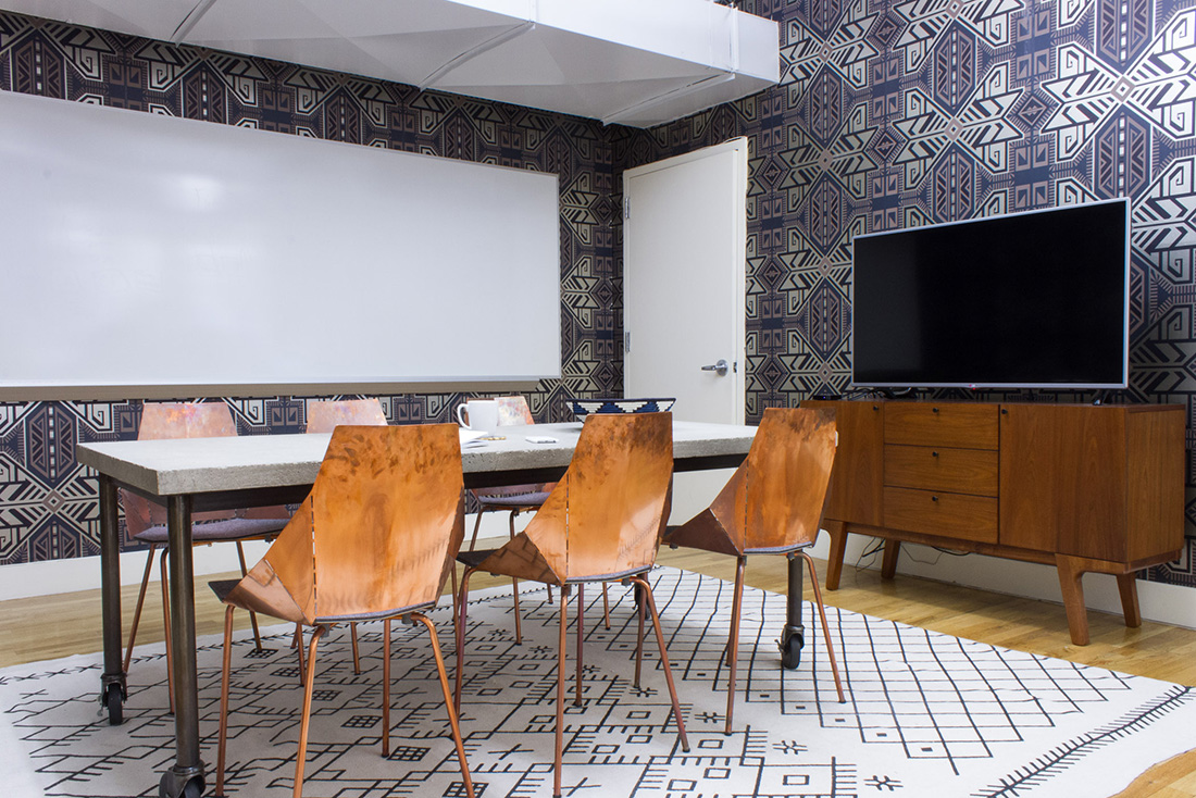 A Tour of Bond Street's Sleek NYC Office