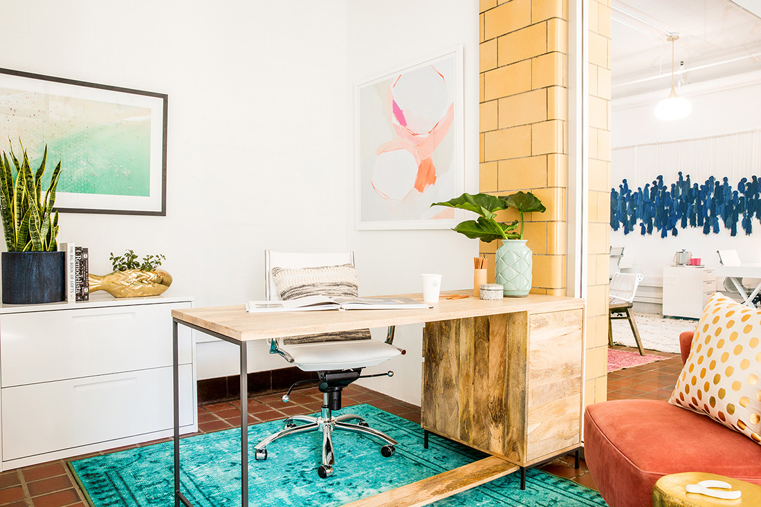 A Tour of Decorist's Stylish San Francisco Office