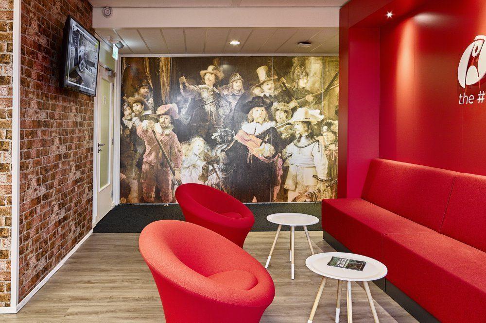A Tour of Rackspace's New Amsterdam Office - Officelovin'