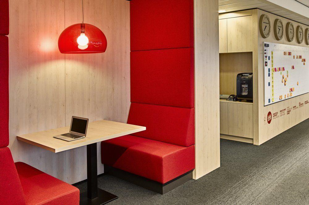 Rackspace Amsterdam Office 5