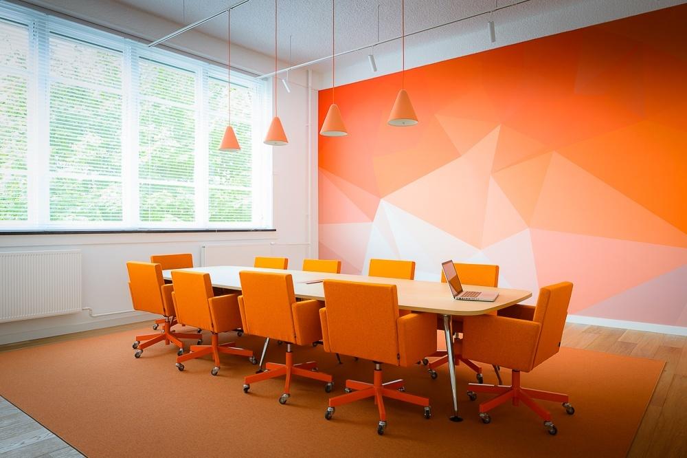 Rooms: Inside Rb2's Sleek Office In Netherlands
