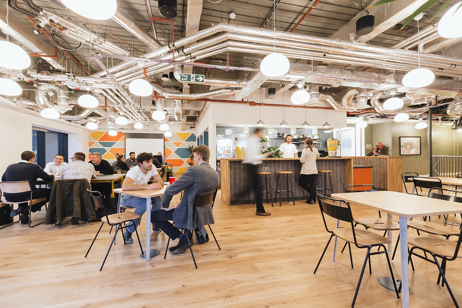 A Tour Of WeWork Spitalfields Officelovin 39
