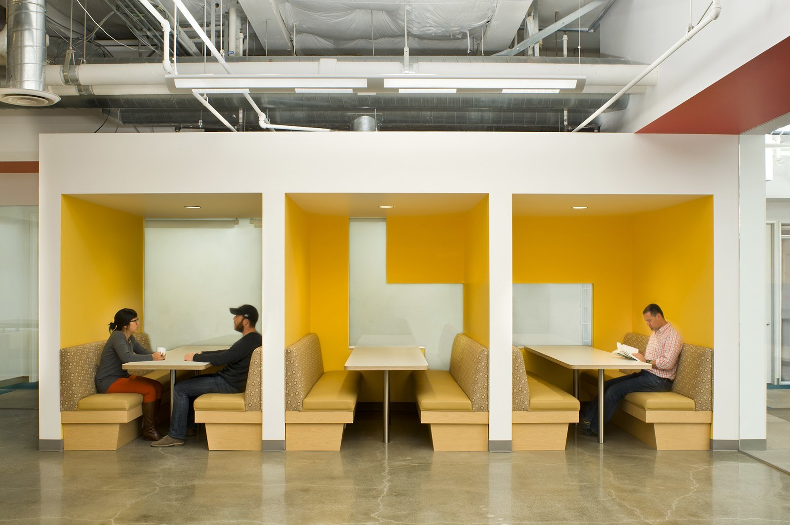 A Look Inside Zoosk S Sleek San Francisco Office