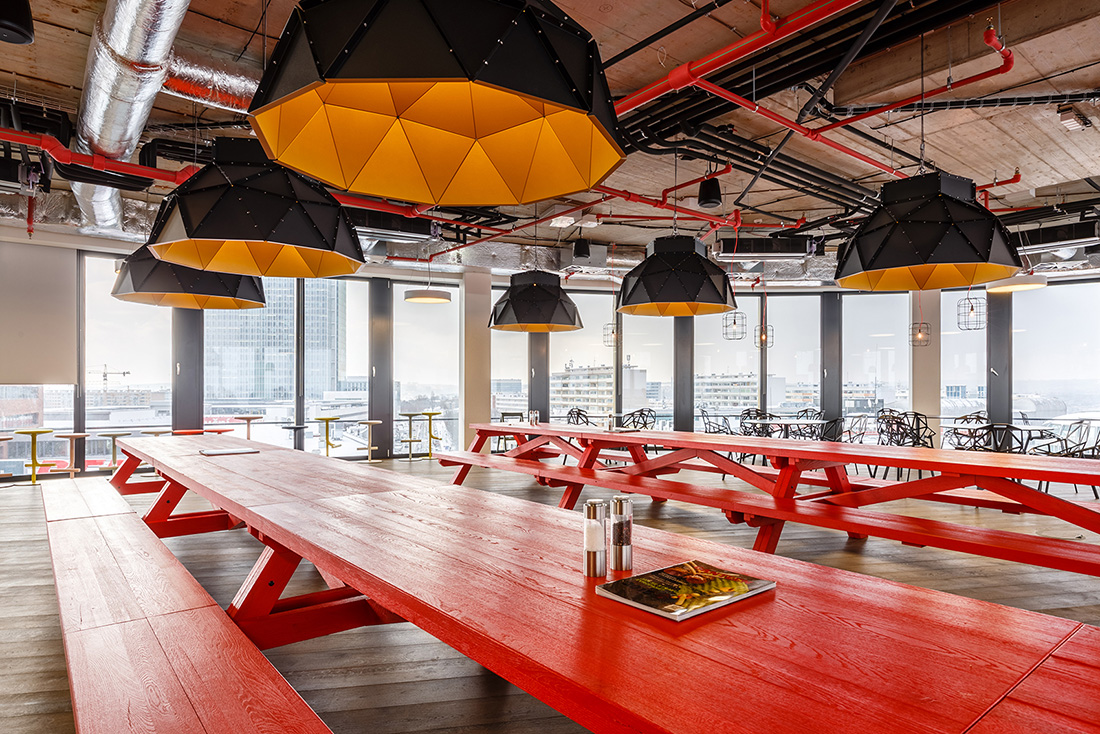 A Tour of Avast's New Modern Headquarters in Prague