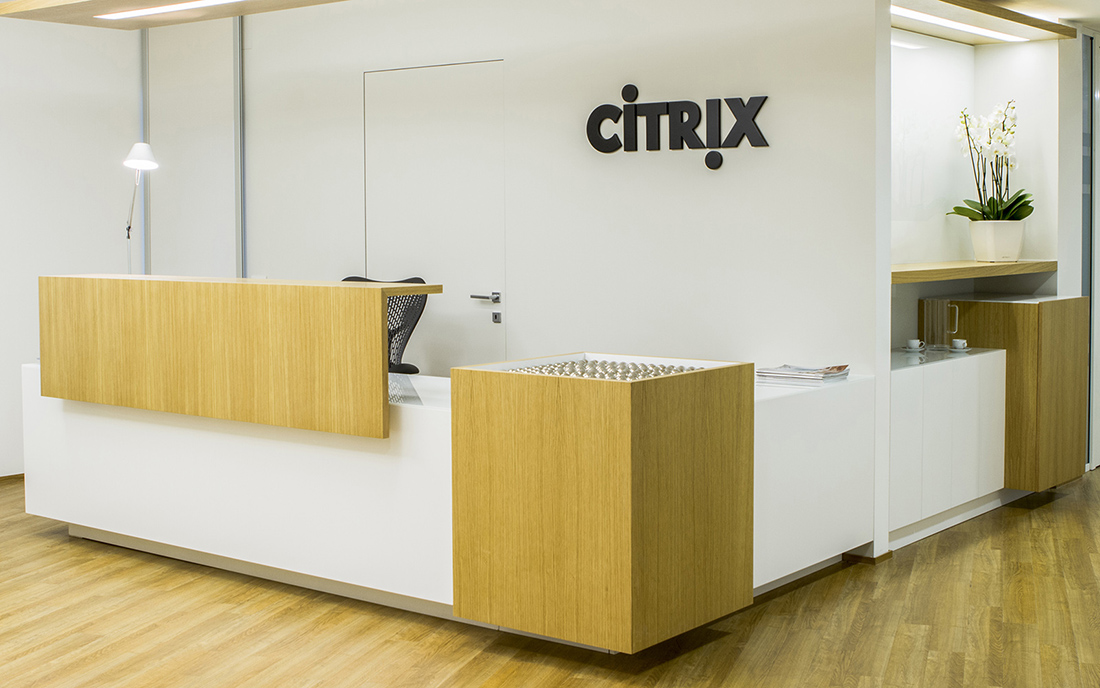 Inside Citrix's Elegant Office in Italy