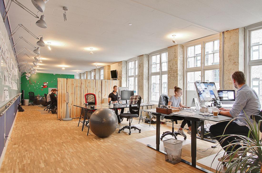 Inside Drivr's Hip Copenhagen Headquarters