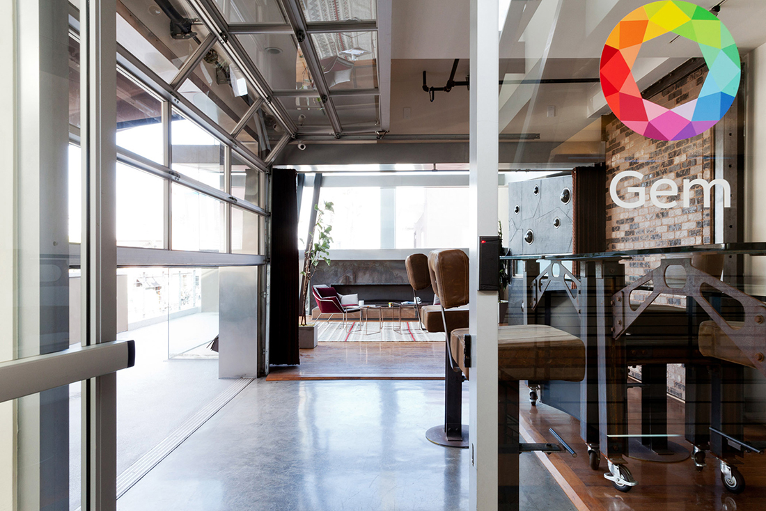 Inside Gem's New Stylish Los Angeles Office