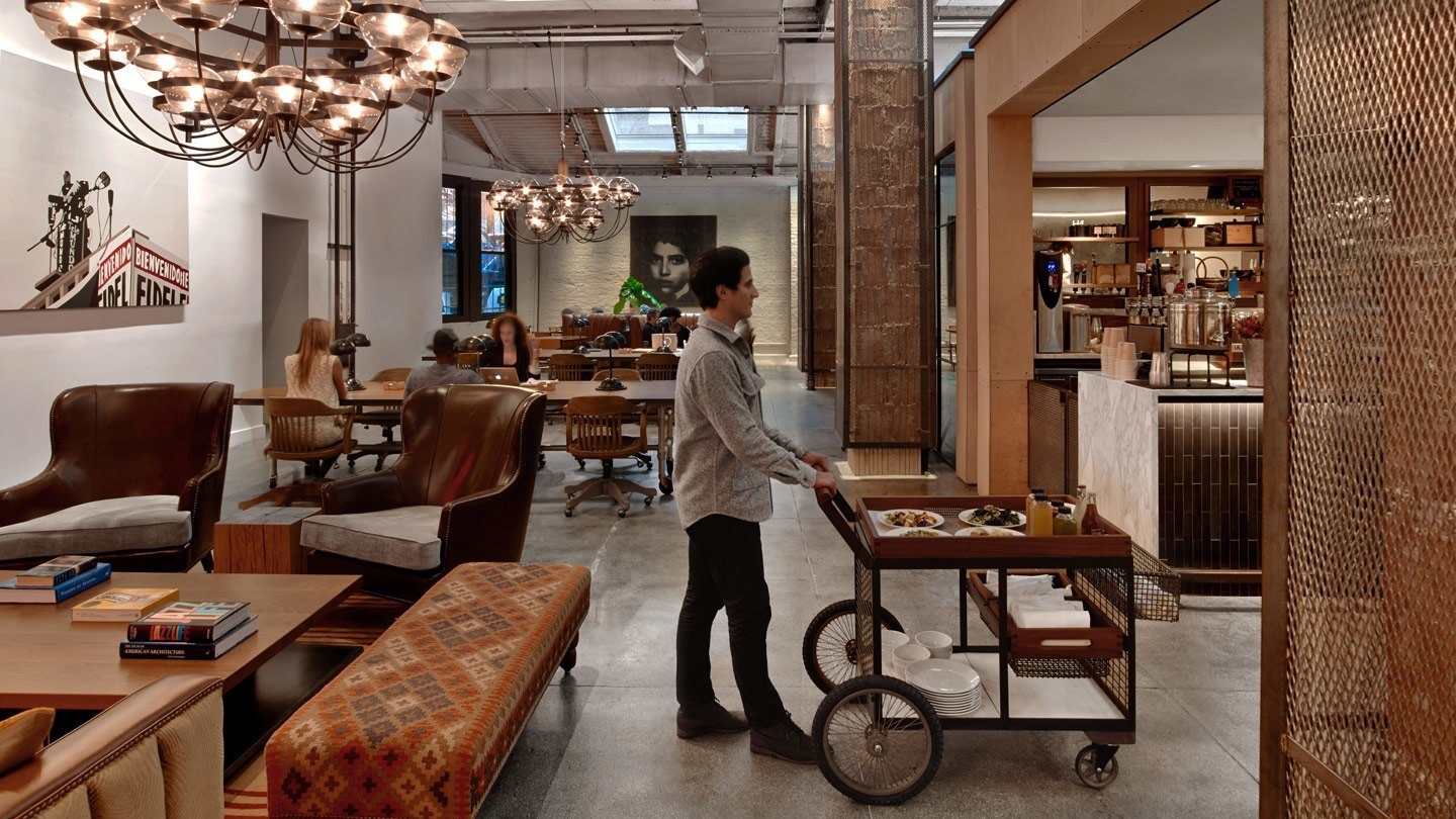 Inside Neuehouse S Super Stylish Nyc Coworking Space
