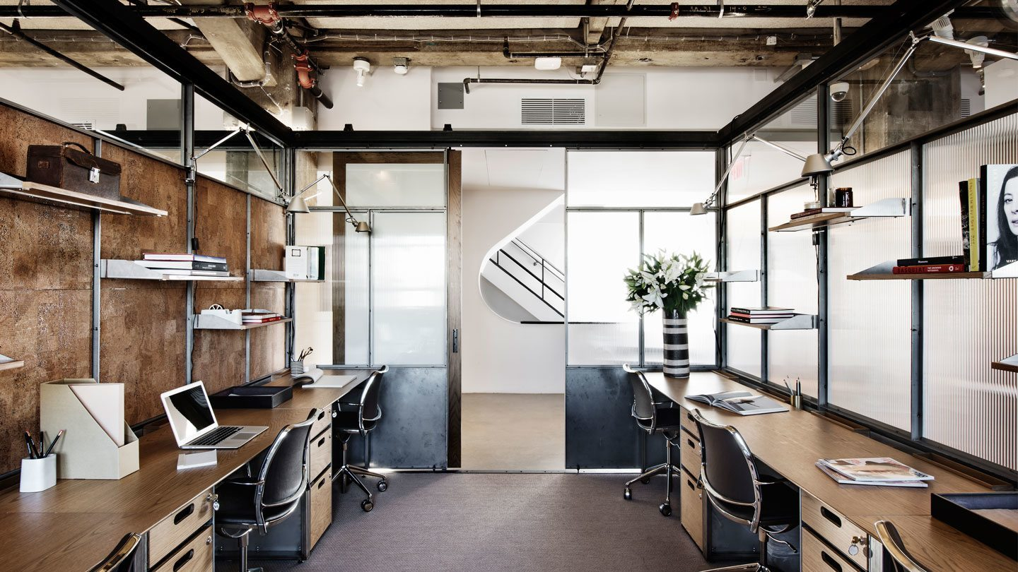 A Tour Of Neuehouse S Cool Los Angeles Coworking Space