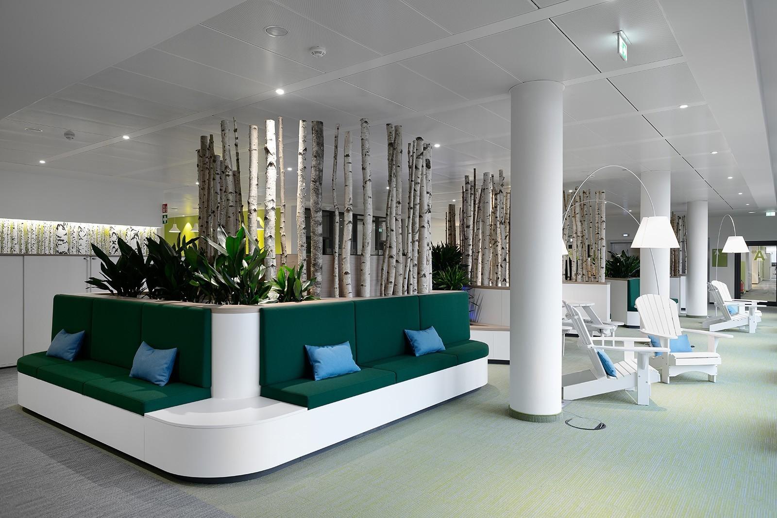 A Tour Of Philips New Hamburg Headquarters Officelovin