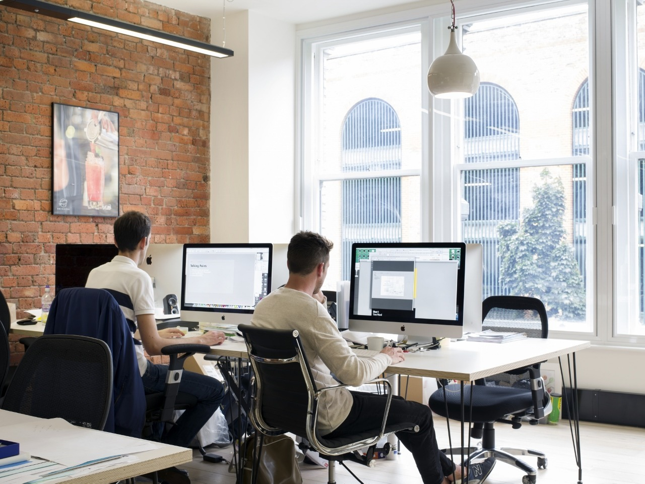 Take A Look At Ragged Edge S Super Cool London Office