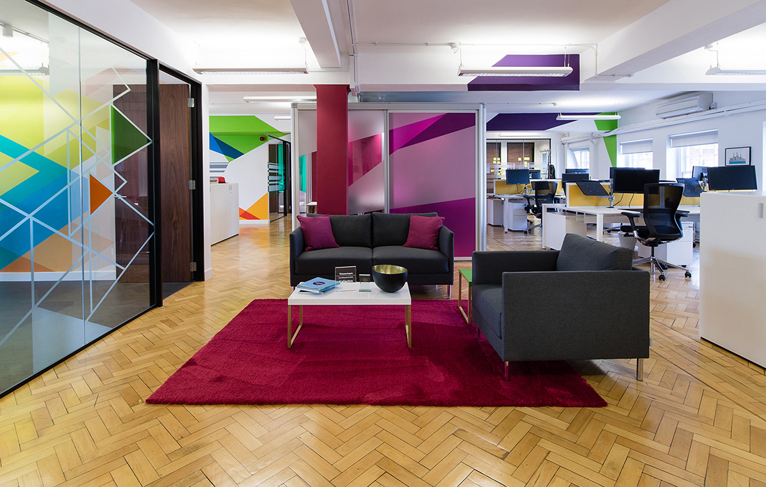 Inside Valiantys' Stylish New London Office