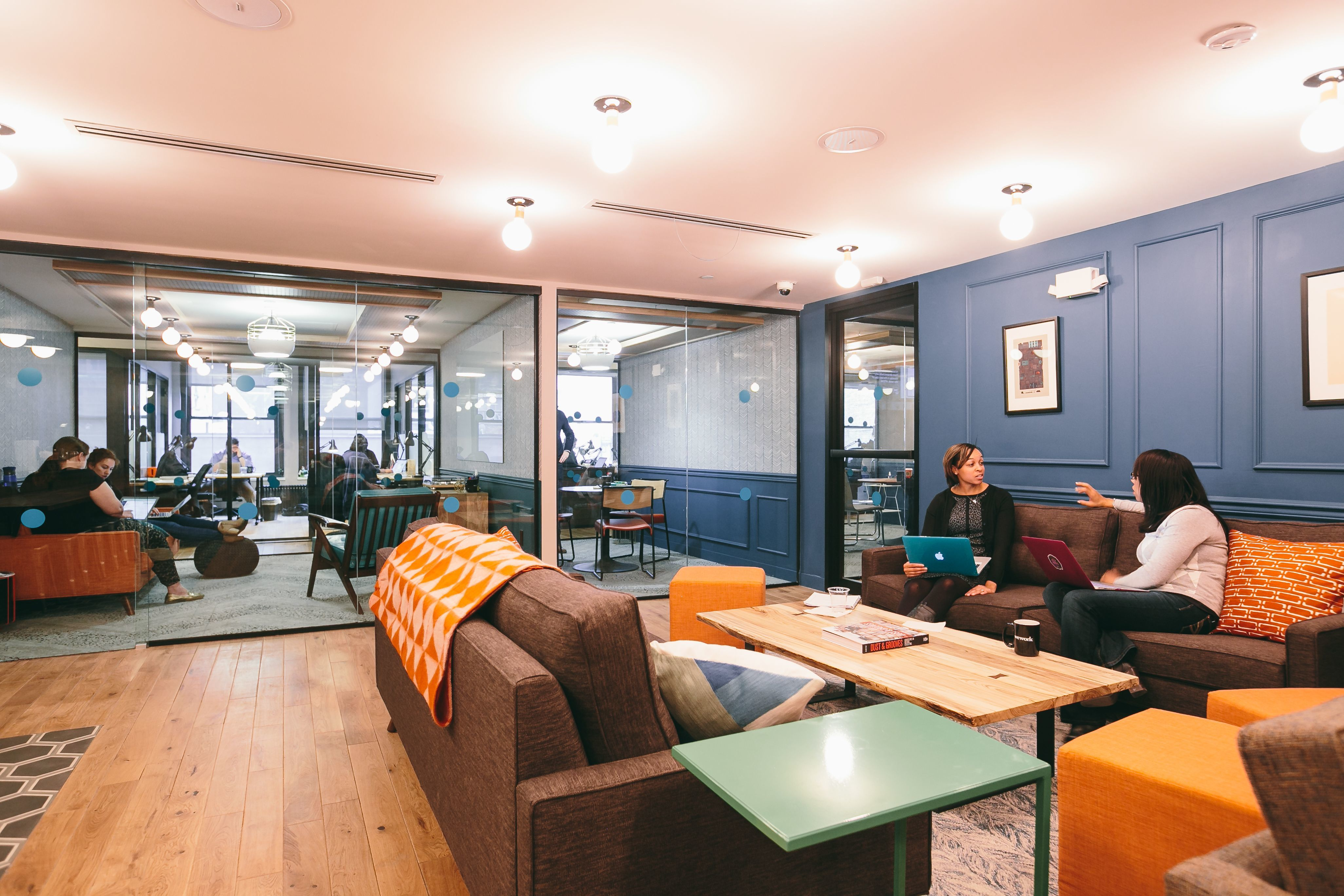 take a tour of wework penn station officelovin