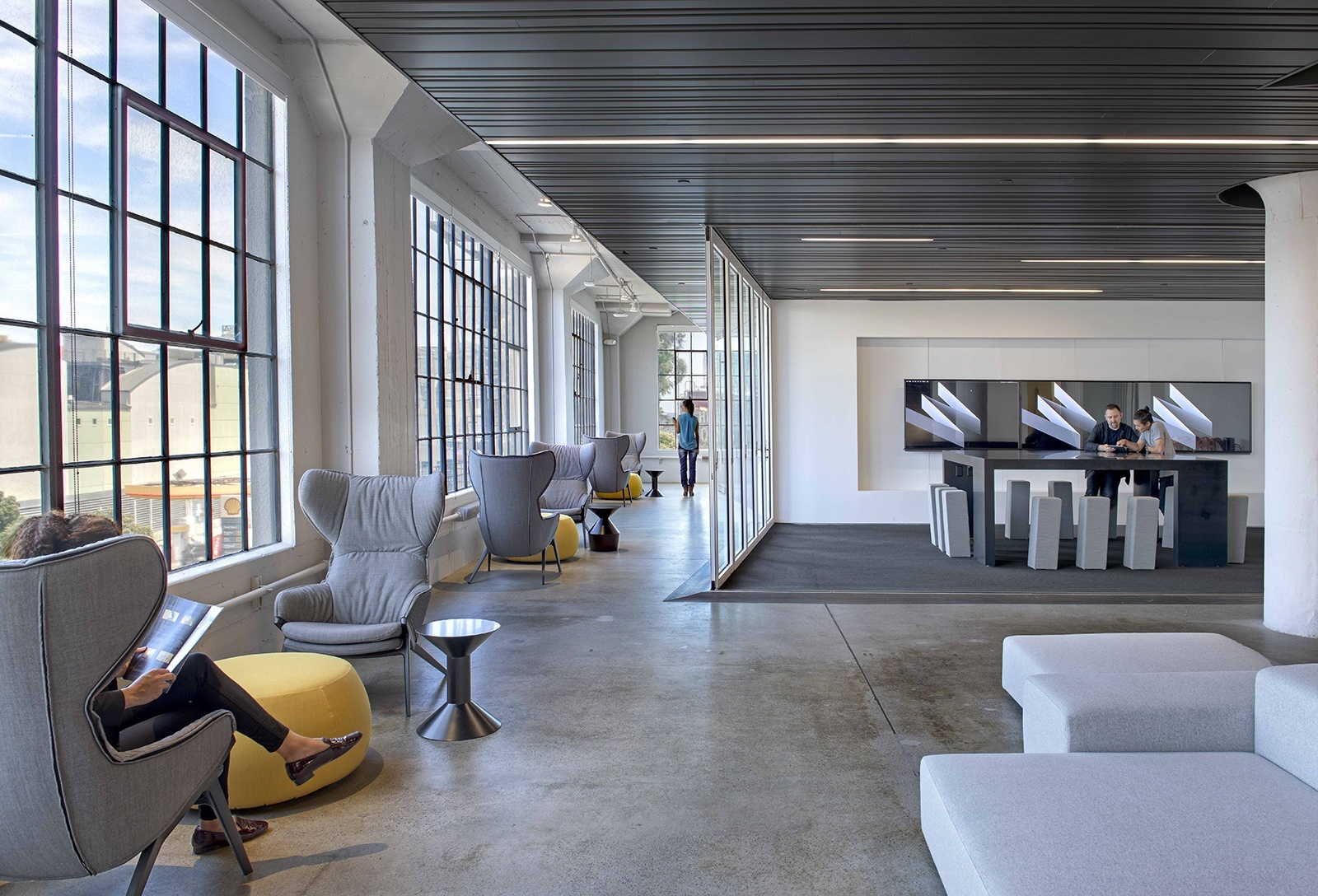 A Tour Of Wired S New Sleek San Francisco Headquarters
