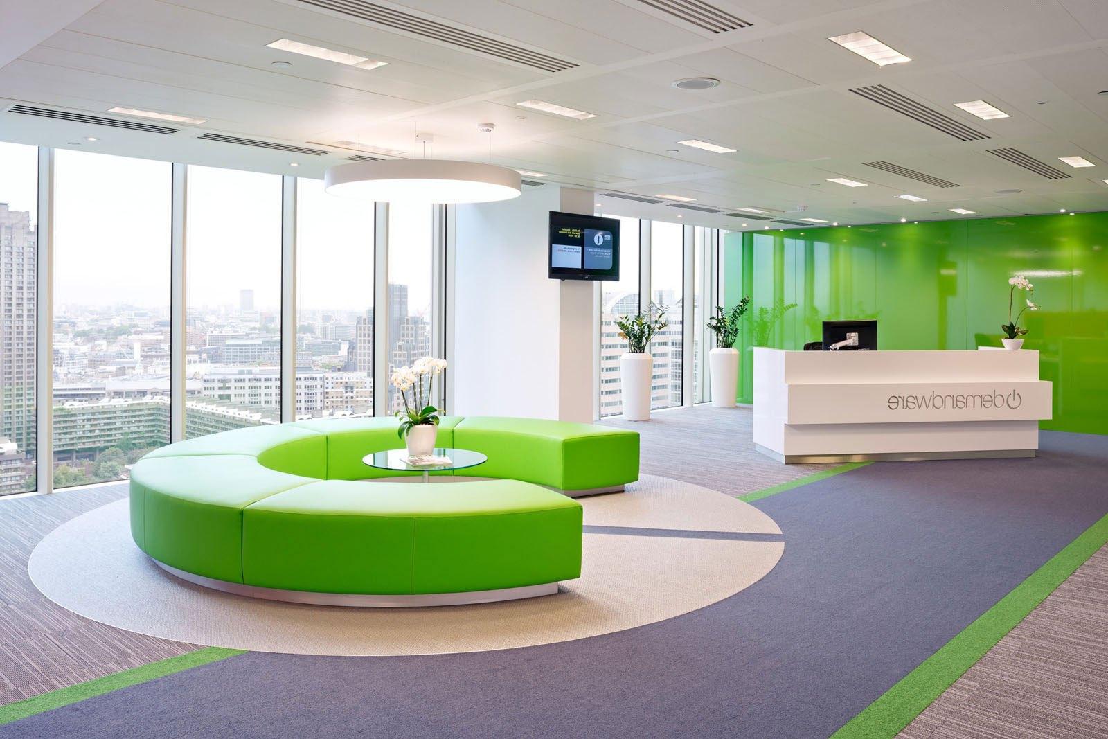 Inside Fis Modern Office In Watford Officelovin