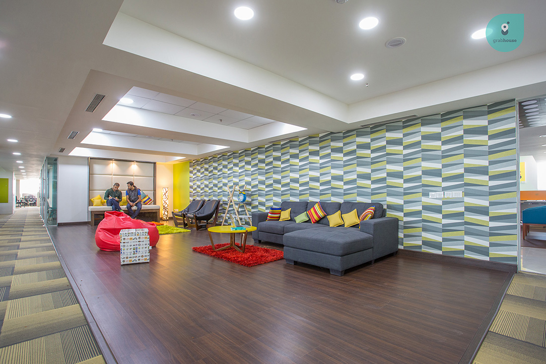 Inside Grabhouse's Playful Office