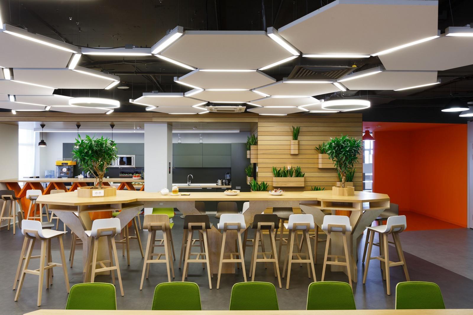 Reception Desk Design Office Interiors