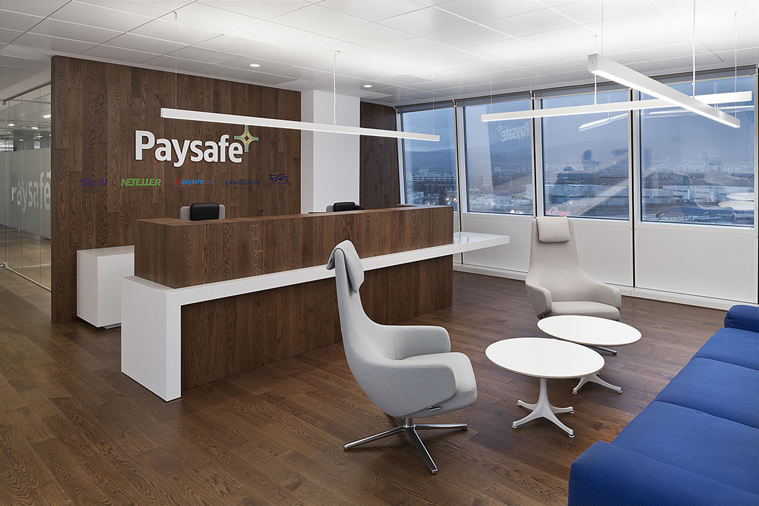 A Tour of Paysafe's New Sofia Office