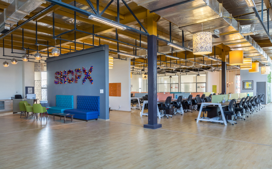 Inside ShopX's New Headquarters