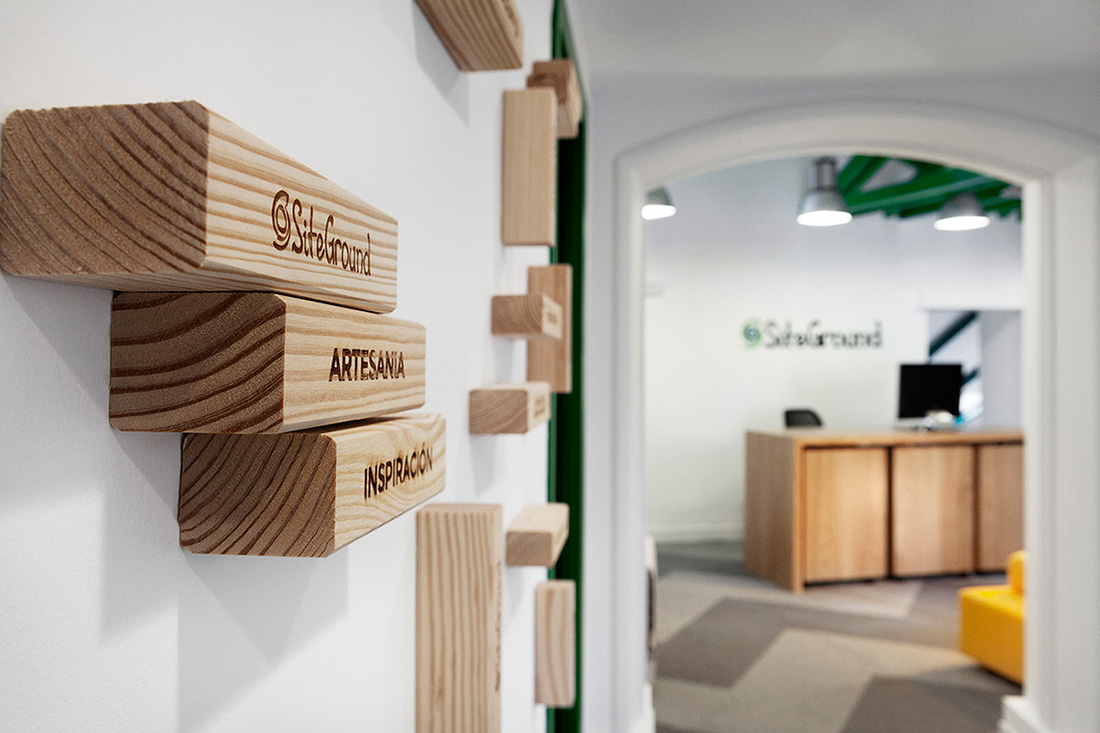 A Look Inside SiteGround's Hip Madrid Office