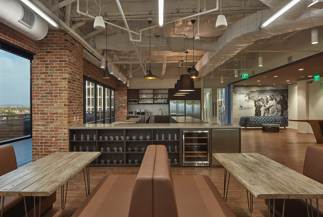 Inside The Third Floor's New Los Angeles Office