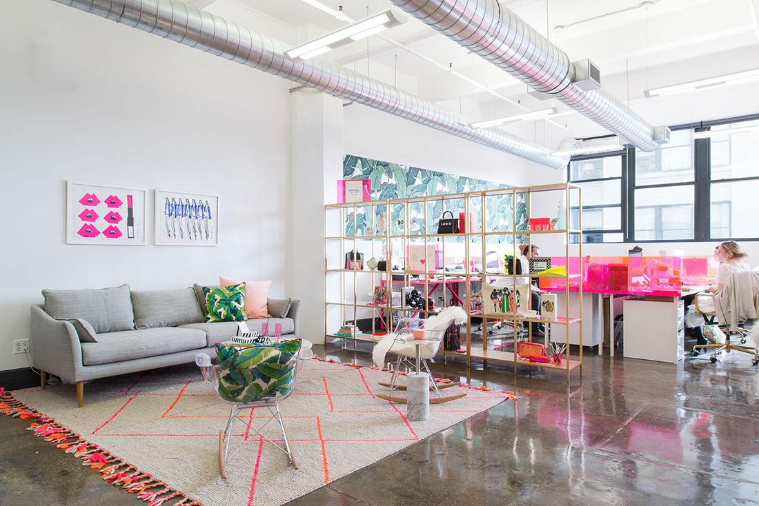 A Look Inside TwelveNYC's New Brooklyn Office