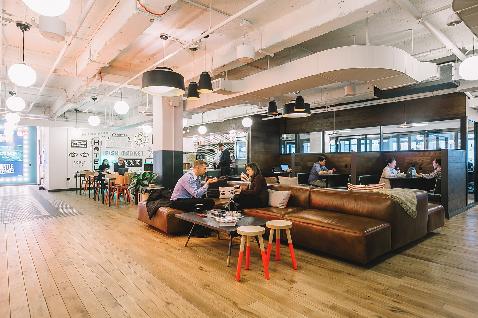 a tour of wework times square officelovin