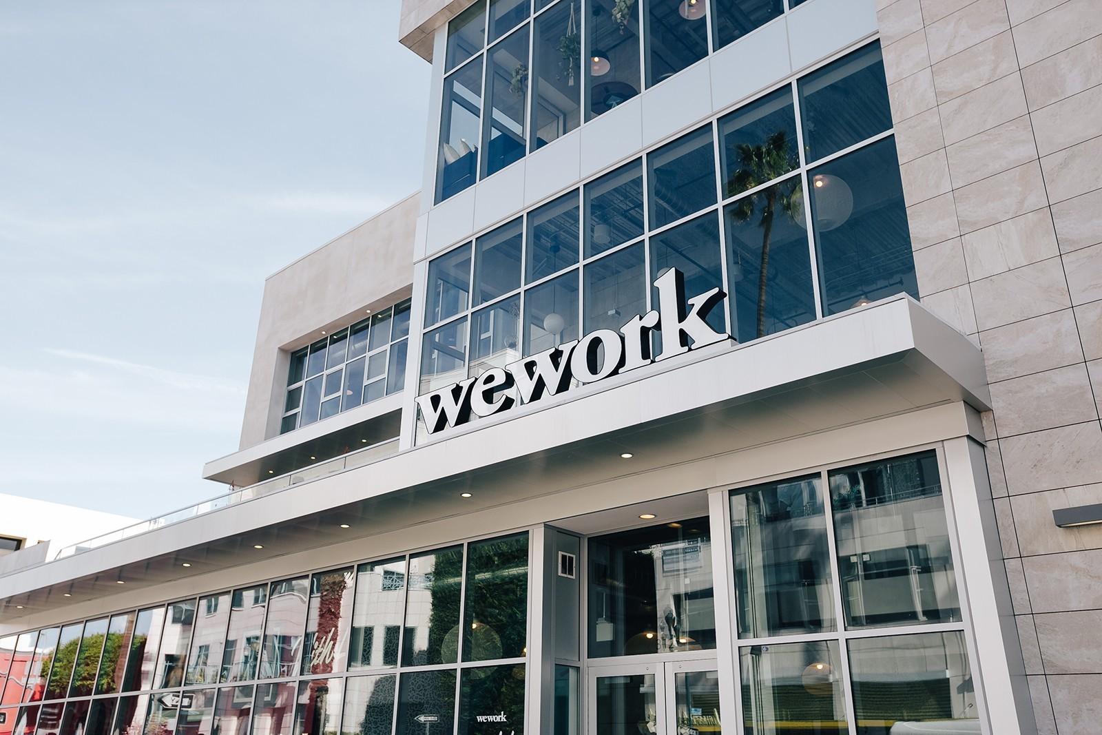 A Tour Of Wework Promenade Santa Monica Officelovin