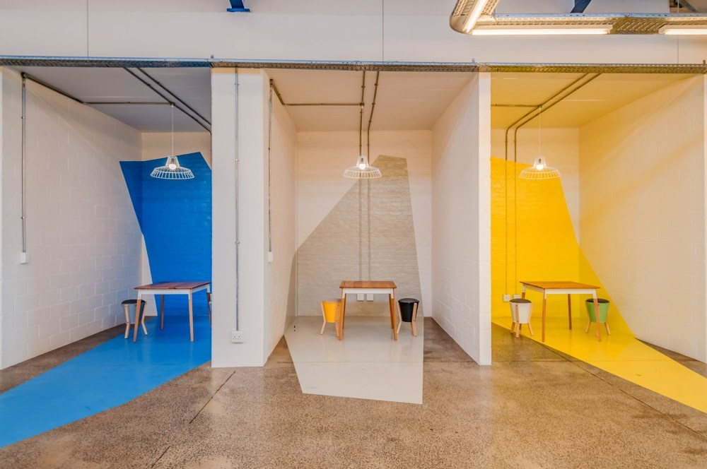 Inside Quirks Cool Cape Town Office