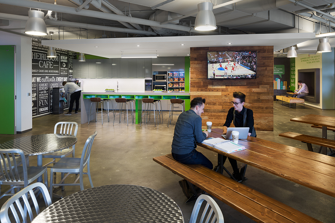 Inside Fuhu's Stylish Los Angeles Office
