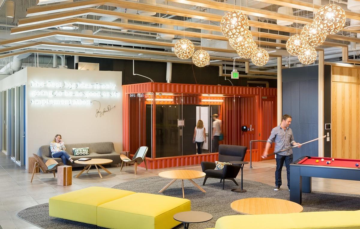 A Look Inside KPMG's Ignition Center in Denver - Officelovin'
