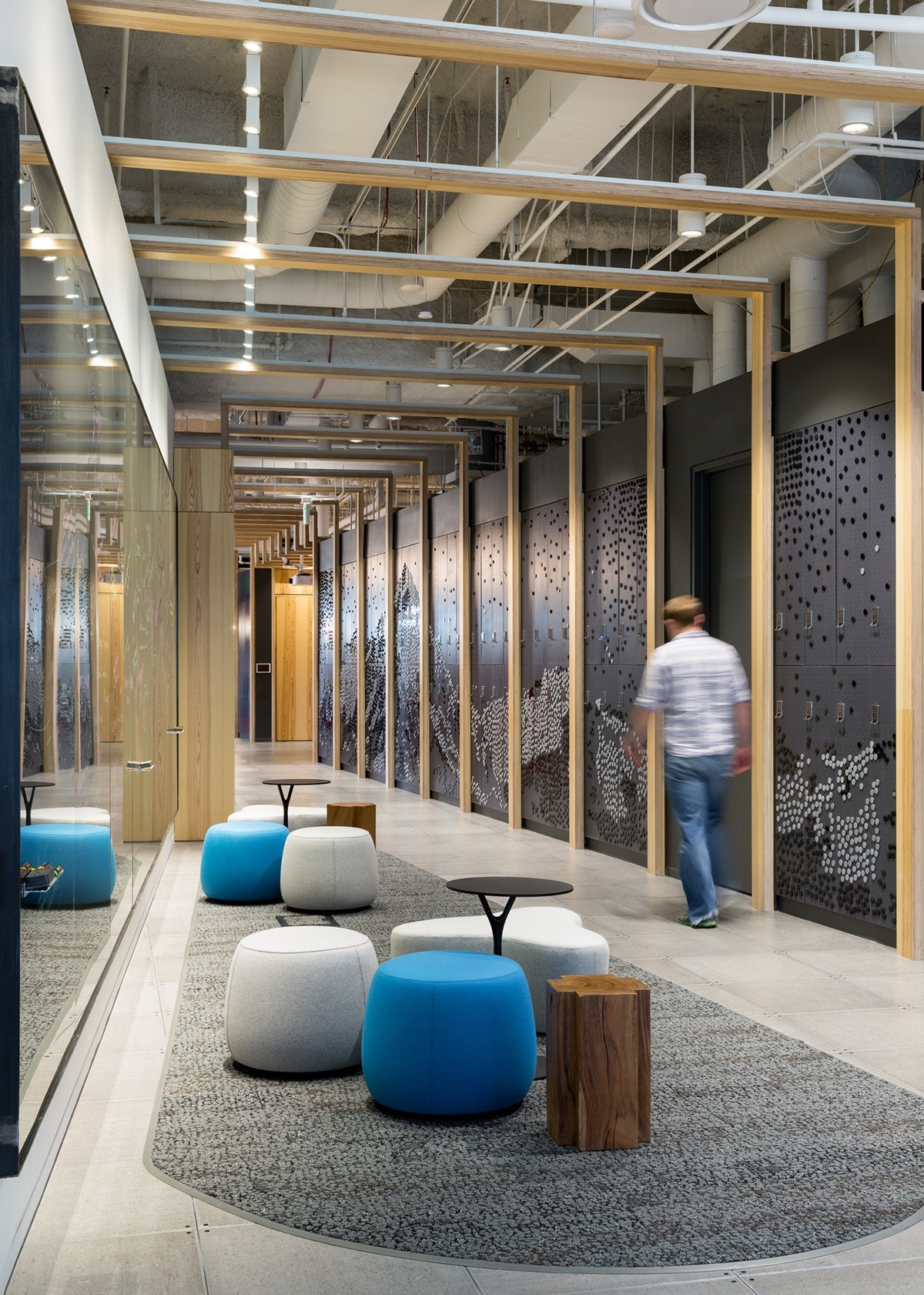 Interior Design Space: A Look Inside KPMG's Ignition Center In Denver