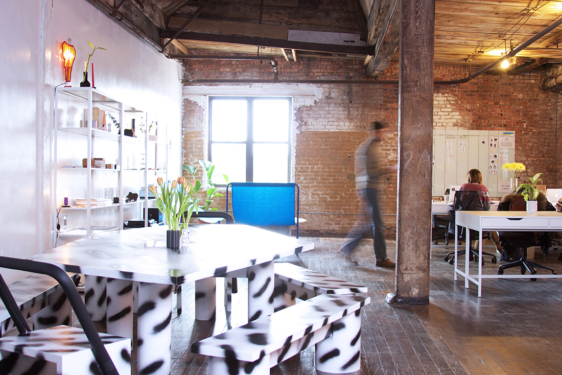 Inside Kwambio's New Beautiful Brooklyn Office