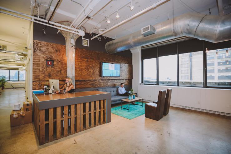 A Tour of Sailthru's Stylish NYC Office - Officelovin