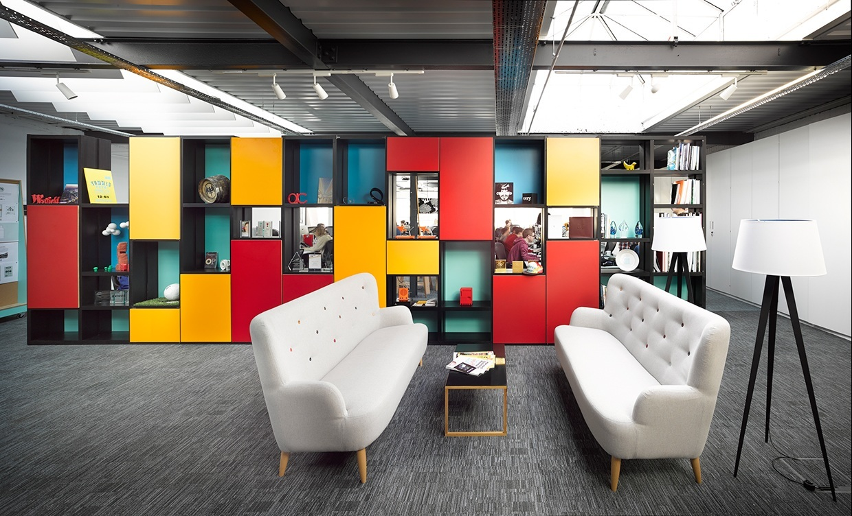 Take A Look At Uniform S Modern Liverpool Office