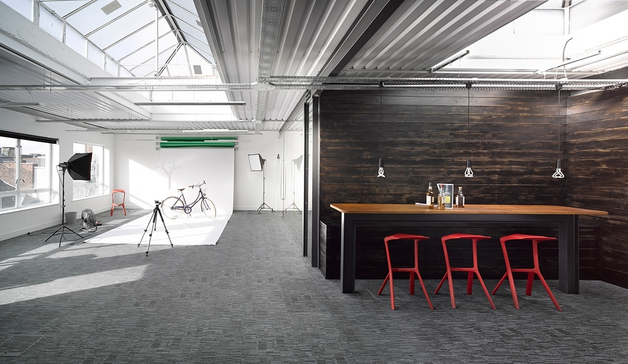 Take A Look At Uniform S Modern Liverpool Office Officelovin