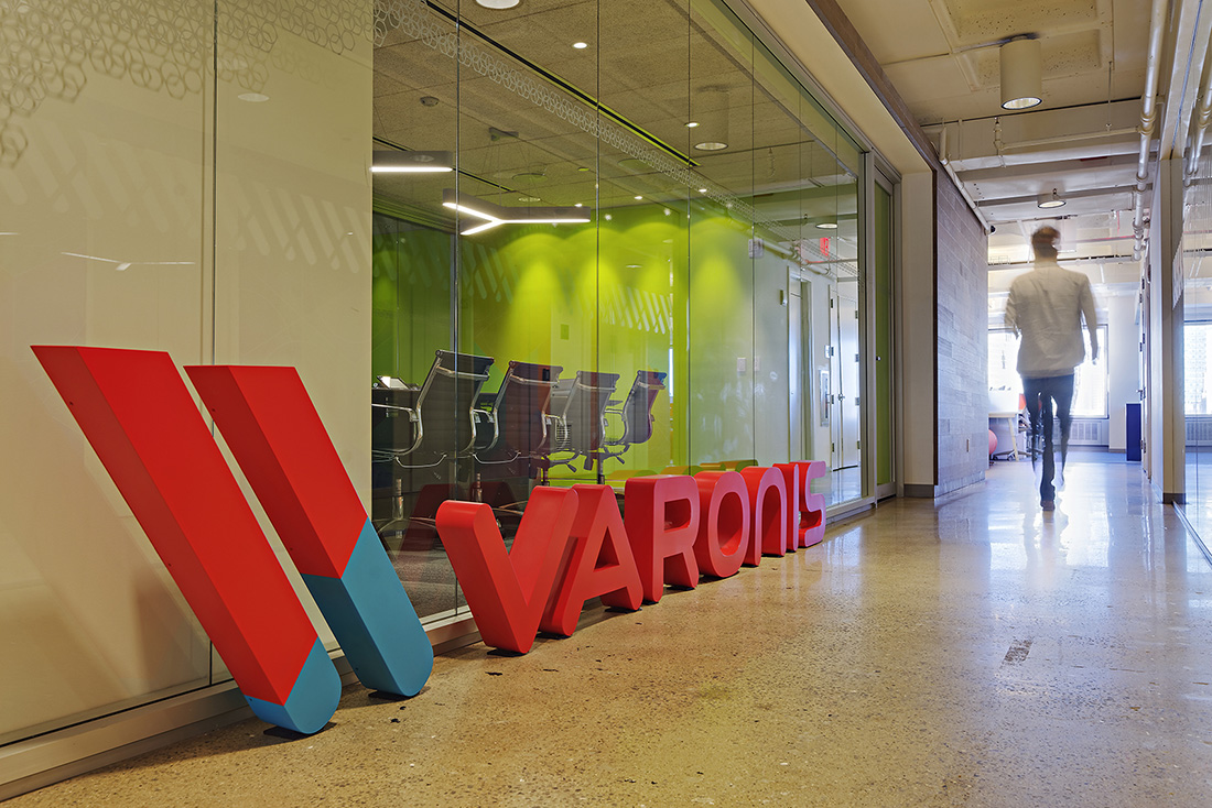 A Look Inside Varonis' Modern NYC Headquarters – Phase I