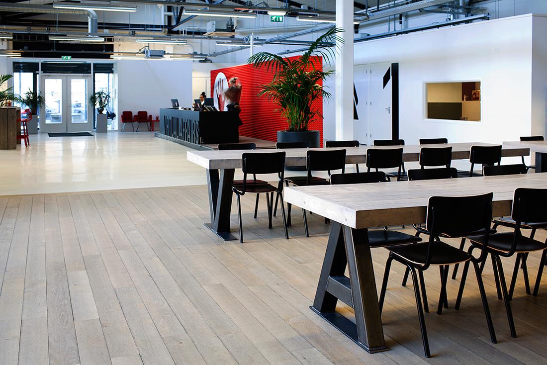 A Look Inside Virtual Affairs' Sleek Amsterdam Office