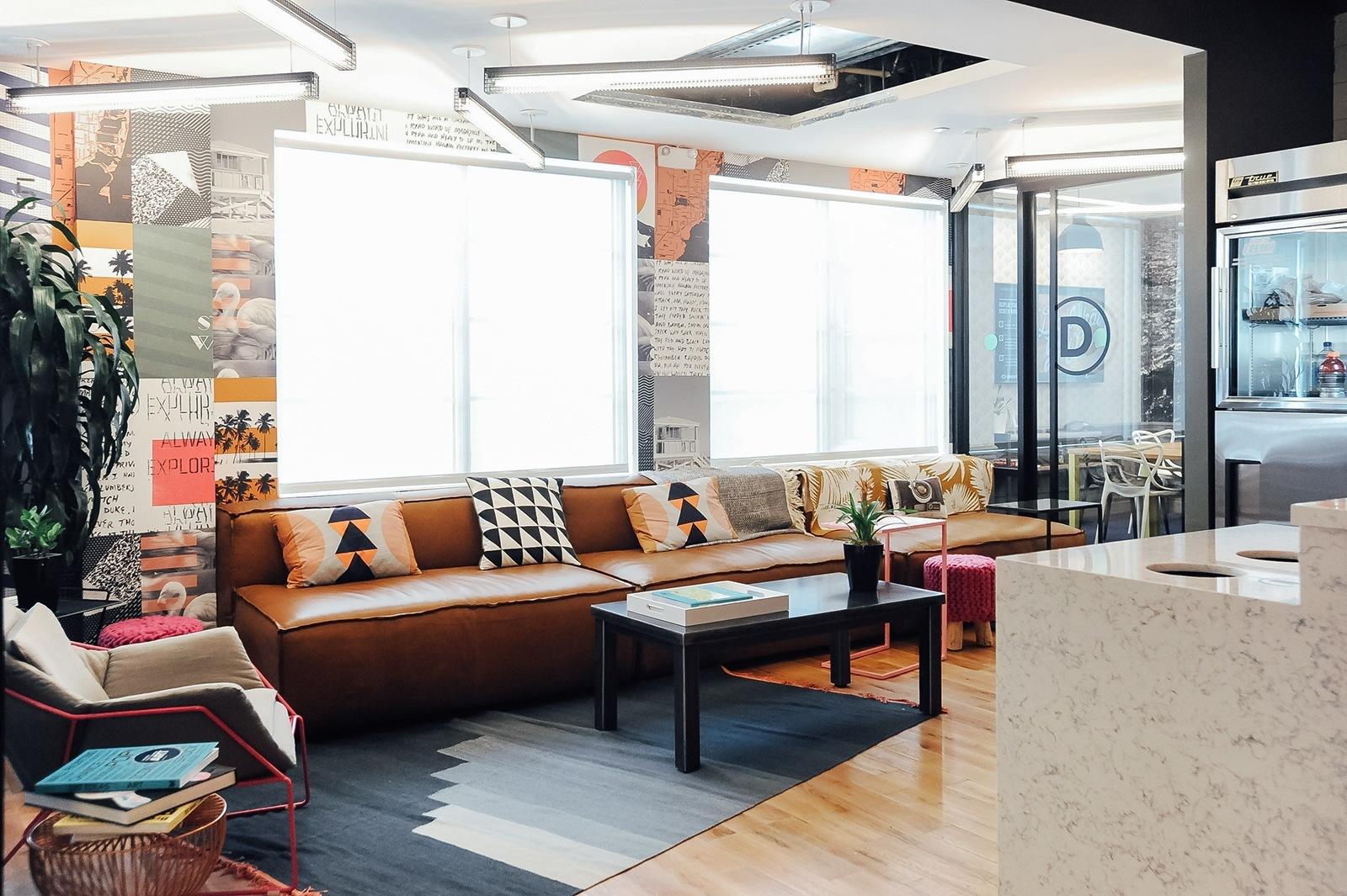 A Tour Of Wework Miami Officelovin
