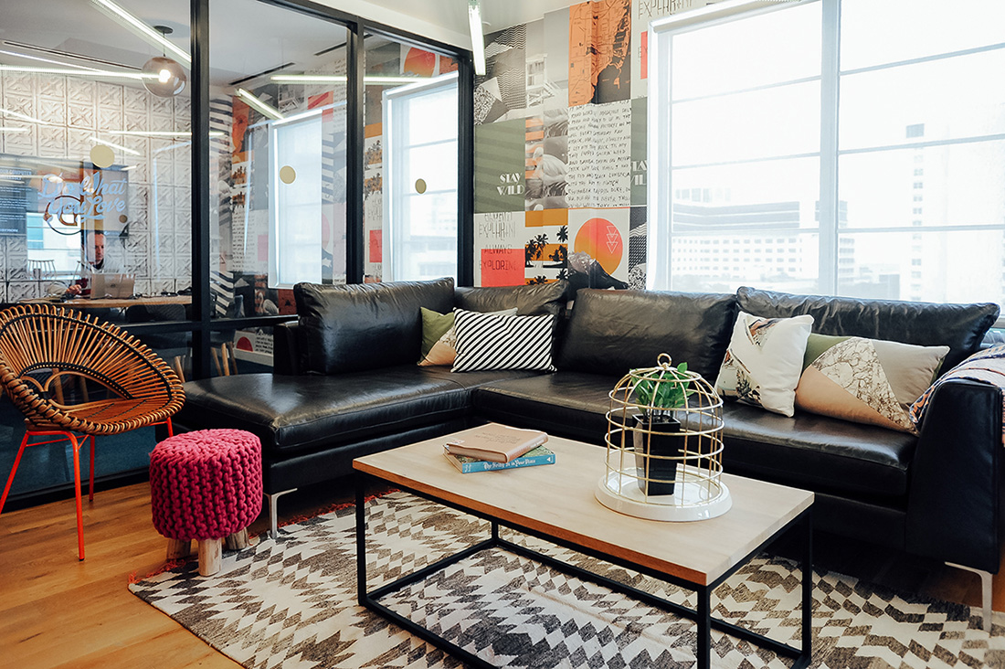 A Tour of WeWork – Miami