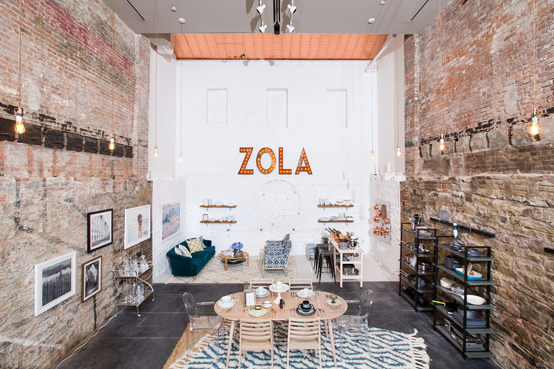 A Tour of Zola's New Cool NYC Townhouse
