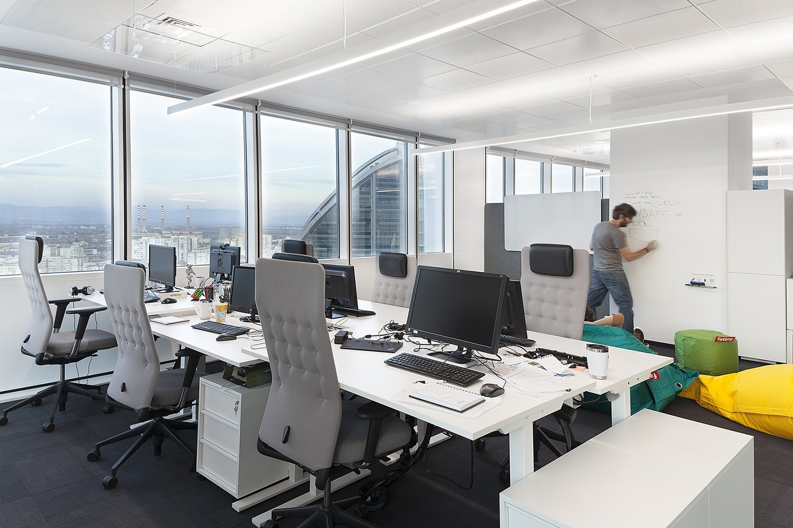 Another Look Inside Paysafe S New Sofia Office Officelovin