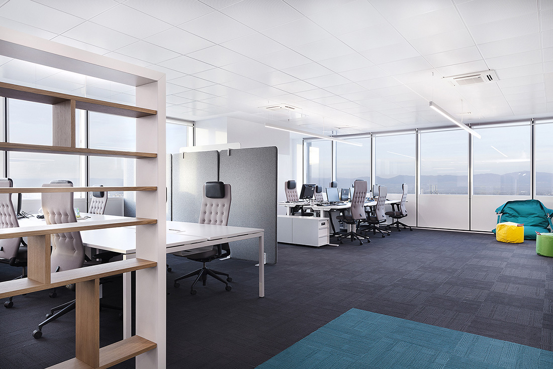 Another Look Inside Paysafe's New Sofia Office