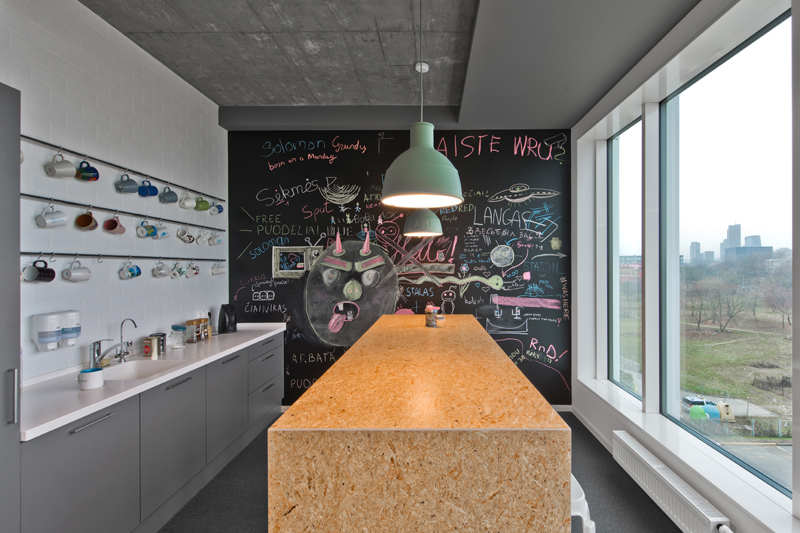 Inside Adform's New Cool Vilnius Office - Officelovin'
