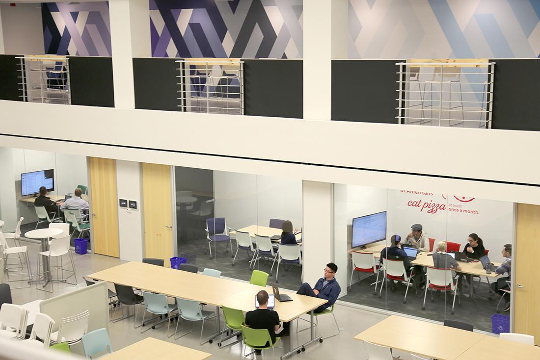 A Peek Inside Avant's New Chicago Headquarters